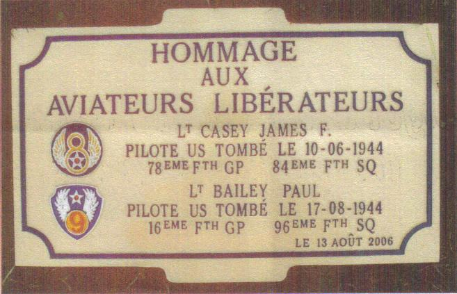 Plaque Saint-Georges